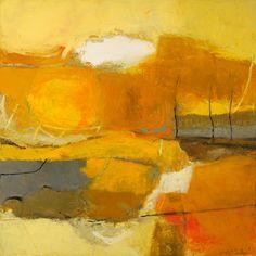 Joyce McCarten - Linden. oil painting #Abstract