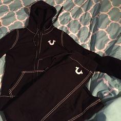 True Religion Jackets & Coats - True Religion jogging suit