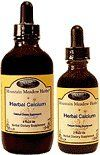 Herbal Calcium - 2oz by Mountain Meadow Herbs. $18.25. encourages restful sleep. helps leg cramps. improves gum help. helps teething infants. An excellent source of plant-based, easily-assimilated calcium. It is considered safe for expecting mothers and may be helpful for teething babies. May promote restful sleep, and ease leg cramps. Calcium has a normalizing effect on stomach acids.