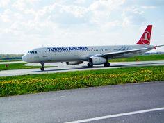 Plane Turkishairlines