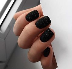 Feb 2020 - Black Nails art designs for 2020 Spring by aphrodite Photo by Lisa Fotios from Pexels B lack nails are versatile, striking. Perfect Nails, Gorgeous Nails, Black Nail Designs, Nail Art Designs, Cute Nails, Pretty Nails, Pink Nails, My Nails, Fall Nails