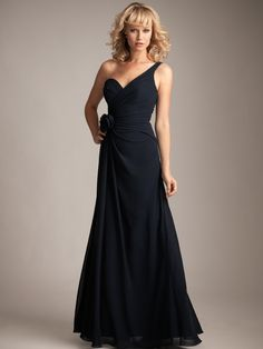 Allure style 1220. My bridesmaids dress in oasis (like an aqua or turquoise color)