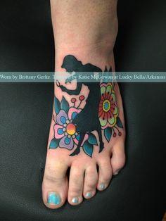 nancy drew tattoo