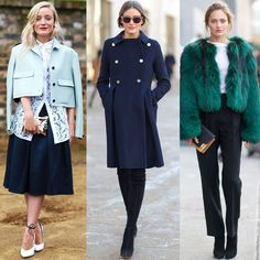 Street style, in its finest hour, holds a mirror up to the looks, trends and pieces that the girls in the know are embracing. Here, find the sartorial ideas that resonated off the runway this season in the most photo-worthy manner.