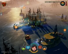 The Flame In The Flood is a solo game of survival and exploration. Take control of Scout and guide her through the rugged North American wilderness as she brings the mysterious dog Aesop back home... wherever that may be.