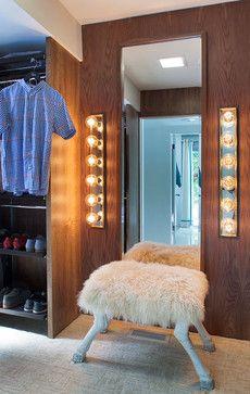 South Canyon: Colorful Modern Mix - modern - Closet - Los Angeles - Joel Dessaules Design