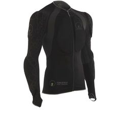 agency body armor (okay this is really riding armor, but the fit is what we imagine for the kevlar, skintight suit they wear.)