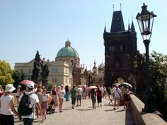 Plaza Křižovnické, en Praga