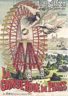 La grande roue de Paris | L'histoire par l'image