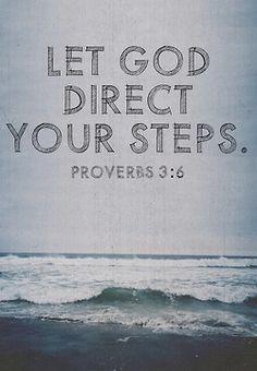 Follow God's Path for You