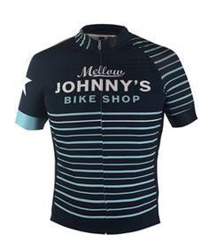 Mellow Johnnys Bike Shop jersey