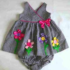 Little Kid Fashion, Little Girl Outfits, Baby Girl Fashion, Toddler Girl Outfits, Kids Outfits, Baby Outfits, Kids Fashion, Girls Dresses Sewing, Sewing Baby Clothes