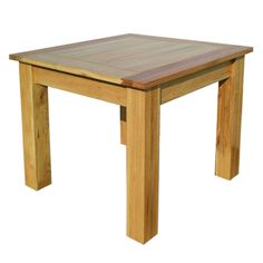 Solid Oak Dining Table - 900mm long