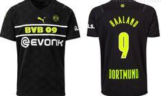 Borussia Dortmund 2021/22 PUMA Cup Away Kit