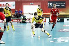 Top scorer so far. Rasmus Enström team Sweden  #ibvm12 #wfc2012 #innebandy #floorball