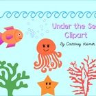 Thank you so much for checking out this under the sea clipart! This zip file contains 7 color images and 9 black and white or grayscale images that...