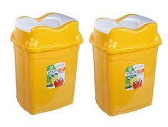 Aristo Utility Dust Bin of 16 Litres capacity for 239 rupees only. You save 26% on this product, which results in 82 rupees. Shippingis free too.