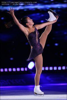 Michelle Kwan - Ice AllStars 2009 (2009.8.14.) :: 피겨스케이팅+아이스하키+레고+…