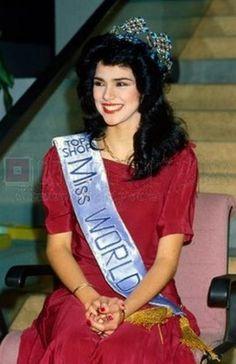 Astrid Carolina Herrera Miss World 1984..