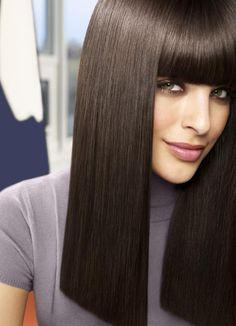 Mocha hair color: cool hair color