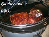 Crock Pot Recipe Exchange:  Barbecue Ribs Recipe