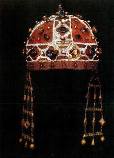 Crown of Queen Constanza of Aragon 13th Century