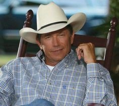 And the cowboy rides away! <3 you George, thanks for all the hits (: