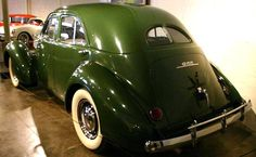1941 Graham Hollywood - Auburn-Cord-Duesenberg Museum
