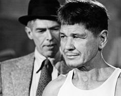 James Coburn and Charles Bronson in 'Hard Times' (1975)