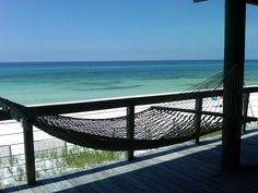 Grayton Beach in the Florida Panhandle.