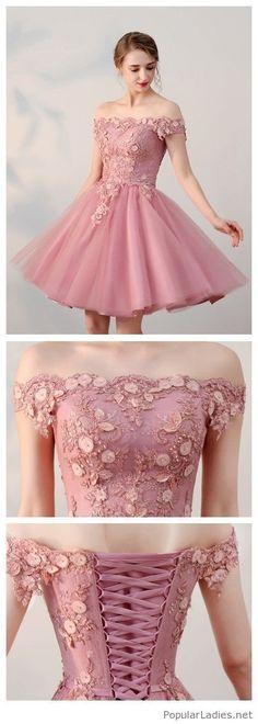 Desejo do adolescente: 5 coisas para decorar seu quarto Fashion Costumes (Beautiful Elegant Erotic etc) Dama Dresses, Quince Dresses, Pink Prom Dresses, Sweet 16 Dresses, Quinceanera Dresses, 15 Dresses, Trendy Dresses, Elegant Dresses, Homecoming Dresses