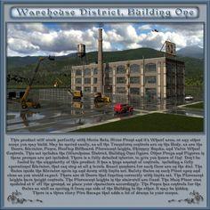 Warehouse District, Building 01