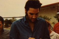 "Elvis grew a full beard for his character Jess Wade. Elvis' 29th movie ""Charro!""…"