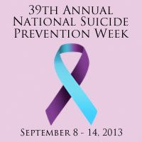 National Suicide Prevention Week September 8-14th #SuicidePrevention #1800therapist  http://www.1-800-therapist.com/news-article/national-suicide-prevention-week-recognized-september-8-through-september-14