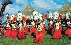 The Polynesian culture testifies to its resilience of ancient times through the beautiful and powerful drama of the Tahitian dance.Each dance portrays a symbol of life in one way or another.