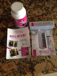 Received my monthly autoship from Skinny Body Care today. #SBC4Life http://www.happynhealthy.skinnybodycare.com