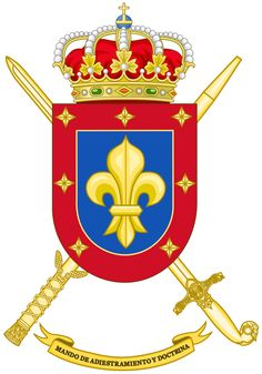 Spanish Army Training and Doctrine Command