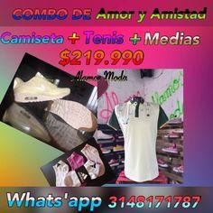 Combo de amor y amistad  Alamos Moda  sencillo y sensacional ...