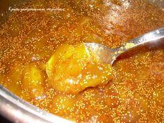Fig jam from Crete Greek Sweets, Greek Desserts, Greek Recipes, Fun Desserts, Dessert Recipes, Cooking Jam, Cooking Recipes, Homemade Sweets, Fig Jam