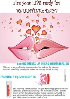 Pucker up and make sure your lips are smoochable!    Rodan + Fields ENHANCEMENTS Lip Micro-Dermabrasion   Apower.myrandf.com