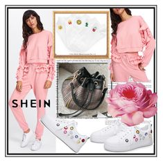 """Sheinside-XXIX/4"" by ermansom ❤ liked on Polyvore featuring Sheinside"