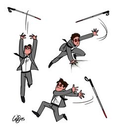 wendydoodles:  Can we please have 90% more cane tossing in S2? :D