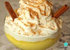 Aprende a preparar natillas de huevo con merengue con esta rica y fácil receta. ¿Quién no ha degustado una buena natilla casera, dulce y cremosa? Un postre...