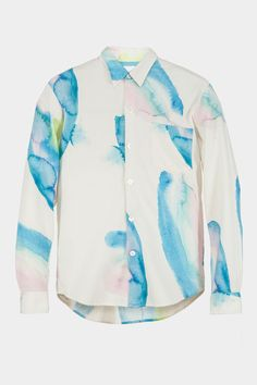 Our Legacy Six Shirt Rainbow Print - Our Legacy