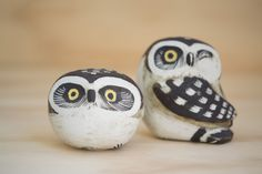 OK The Store | Products / Vintage Ceramic Owls