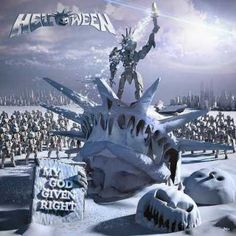 "Helloween present here the cover of his new album ""My God-Given Right"" was released on May 29 via Nuclear Blast Records company."