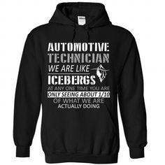 Automotive Technician - #disney sweatshirt #sweater jacket. PRICE CUT => https://www.sunfrog.com/No-Category/Automotive-Technician-8582-Black-Hoodie.html?68278