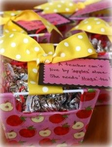 25 Different Frugal Teacher Appreciation Gift Ideas