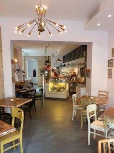 Café Krone Oberberger Strasse 38, Prentzlauer Berg love the atmosphere
