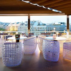 There Is A Very Special Place In Barcelona Where Seeing Nightfall With The Dynasty Collection By